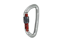 Mammut Element  mousquetons Key Lock gris/rouge